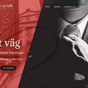 Din Juridik har en ny hemsida