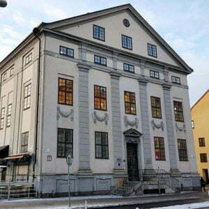 Nytt kontor på Medborgarplatsen